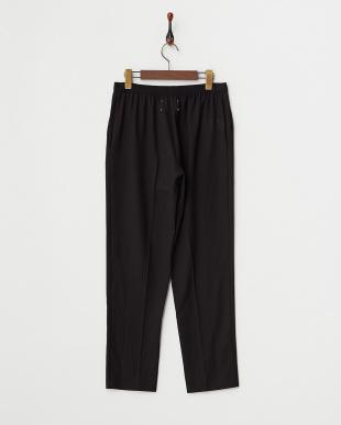 ブラック Straight Leg Trousers見る