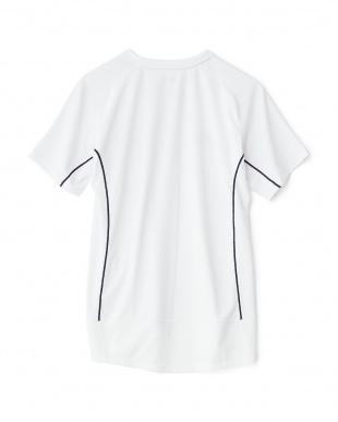 ホワイト  ゲームシャツ見る