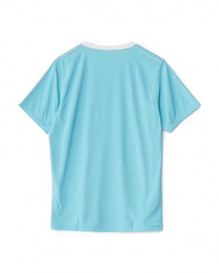 マリン ボーダープリントTシャツ見る