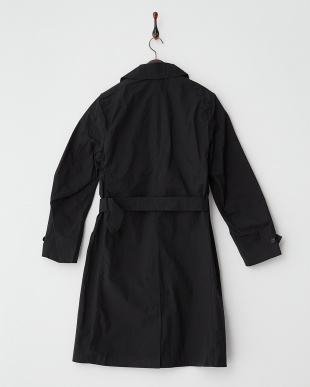 BLACK  オフィサー コート見る