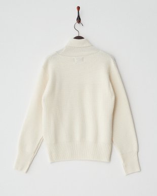 OFF WHITE  タートル ネック セーター見る