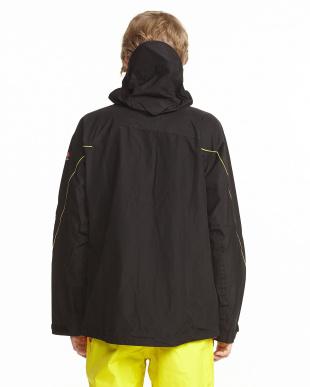 ブラック  Snow Ridge 3L Jacket見る
