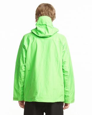 フラッシュグリーン  Snow Ridge 3L Jacket見る