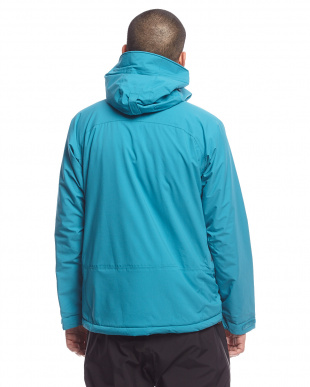ブルーグリーン  DRY VENT-S 中綿スキージャケット見る