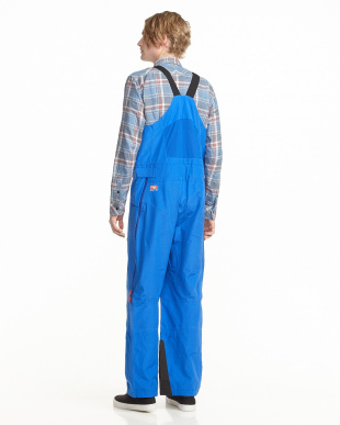 ブルー  Snow Ridge 3L Bib Pants見る