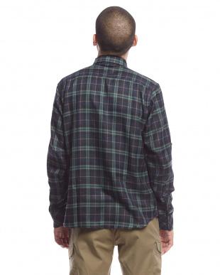 グリーン  Woodland Shirts見る