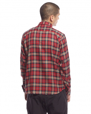 レッド  Woodland Shirts見る