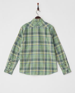 グリーン  Solda Check Shirts見る