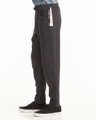 ブラック  Cross Warm Pants見る