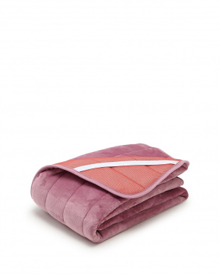 ピンク  ヒートロン 蓄熱ぽかぽかパッドシーツ シングル見る