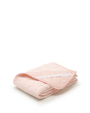 ピンク  スーパーマイクロ もっちり敷きパッドシーツ シングル見る