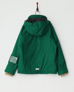 グリーン  ラフミリボーイズジャケット見る