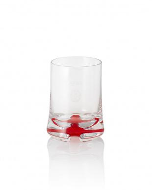 レッド  コベンスタイルグラス タンブラー見る