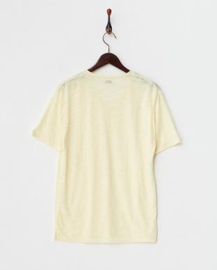 イエロー  NEWYORK 半袖Tシャツ見る