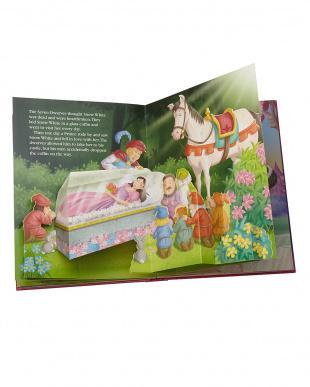 ポップアップ洋書絵本「Snow  White」見る