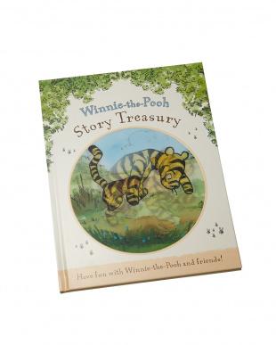 洋書絵本「Winnie-the-Pooh Story Treasury」見る