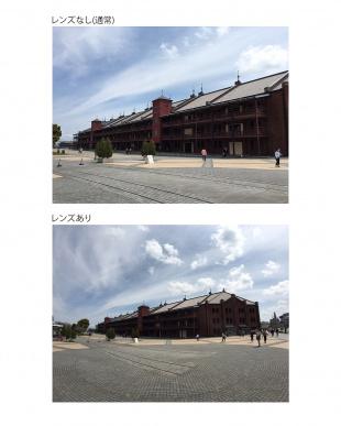 CAM.ON  専用レンズ単体 003 SUPER WIDE(超広角)レンズ 40°0.5x見る