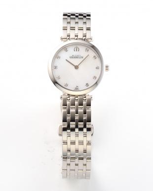 ホワイト Epsilon 1045/B59 WATCH|WOMEN見る