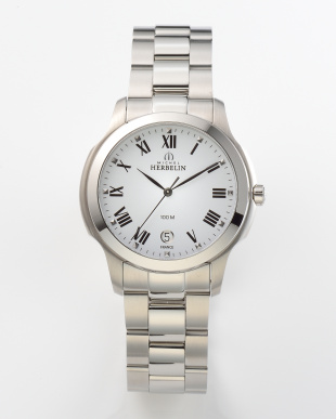 ホワイト Ambassade12239/B01 WATCH|MEN見る