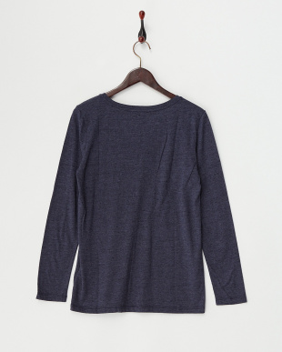DOUBLE INDIGO WREN L/S SCOOP見る