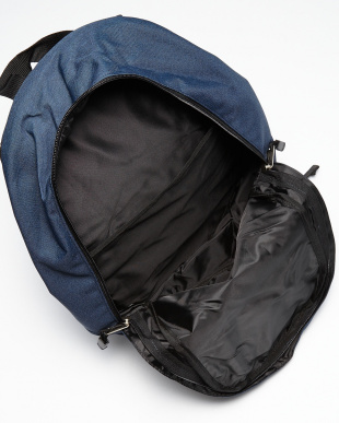 ネイビー  DK SJ2 HEATHER MELANGE BACKPACK見る