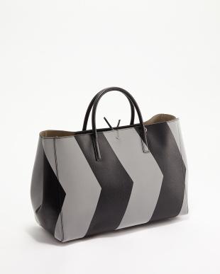 Black Ebury Maxi FW Chevrons Bag見る