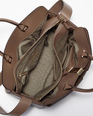Medium Grey  Capra Albion Top Handle Bag見る