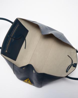 Dark Petrol Ebury Maxi FW Caution Bag見る