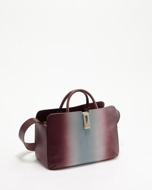 Medium Red  Albion Top Handle Bag見る