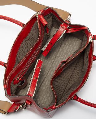 Bright Red  Capra Ebury Soft Small Bag見る