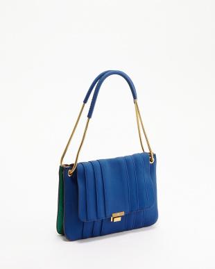 Electric Blue  Gracie Bag見る