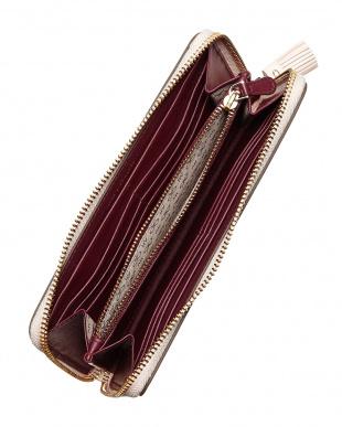Light Blush Large Zip Round Wallet PHWOAR!見る