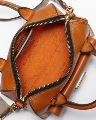 Orange Carker Barrel Mini Bag見る