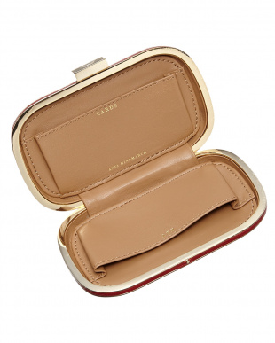 Red  Mini Marano Card Case見る