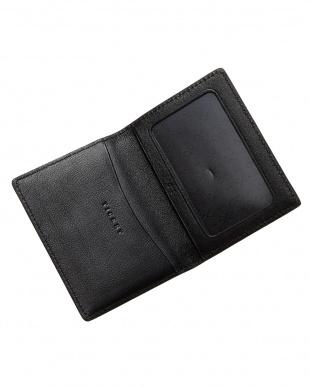 Black Travelpass Card Case見る