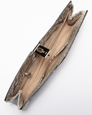 Natural Albion Clutch Bag見る