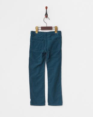 ブルー  コーデュロイ5ポケットパンツ|KIDS見る