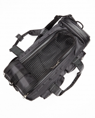 カーキ  BIG POCKET CARRY BAG  S見る