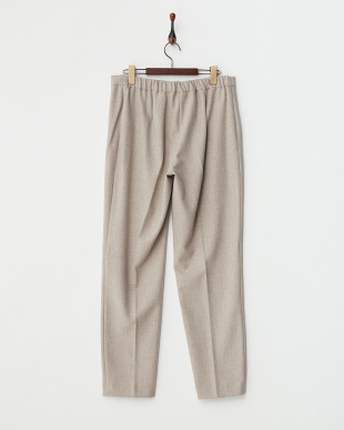 ECRU RITMO Long pants・ストレッチ見る