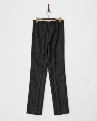 ブラック系 ROSITA Long pants・ストレッチウールシルク見る