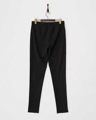ブラック ORAZIO Jersey Pants・ストレッチ見る