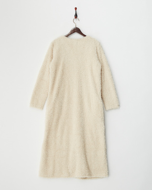 CRL  POODLE ラウンジLONG DRESS見る