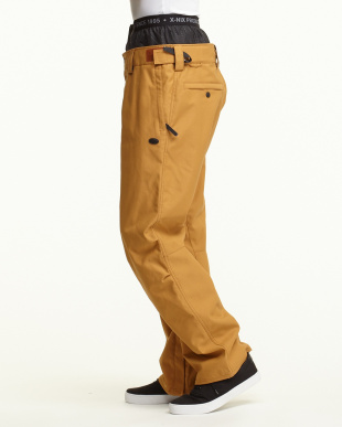 キャメル  X-Stick Chino Pants見る