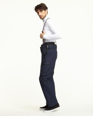 ネイビー  Suspender Pants見る