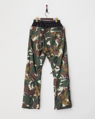 オリーブ  X-Pattern Pants見る