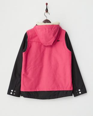 ピンク  Combination Jacket見る