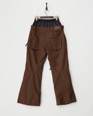 ブラウン  X-Denim Pants見る