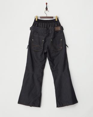 ネイビー  X-Denim Pants見る