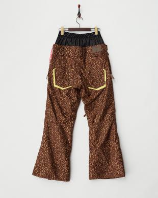 ブラウン  Log Assort Pants見る