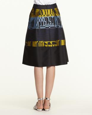 ブラック IBISCOスカート見る